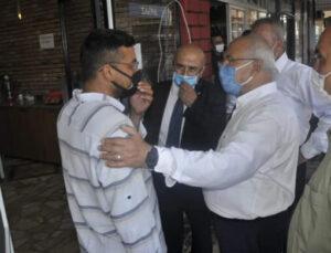 İYİ Parti'li Kocamaz'dan Mersin'in Anamur, Bozyazı, Aydıncık İlçelerine Çıkarma