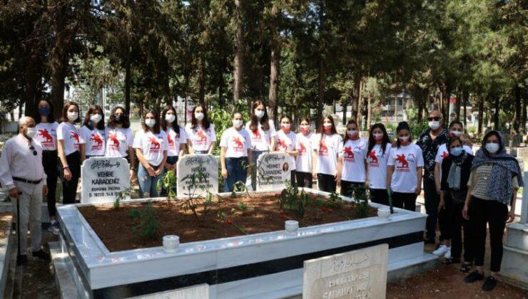 Mersin Büyükşehir, 19 Mayıs'ta Mersinli Efsanevi Sporcuları Unutmadı