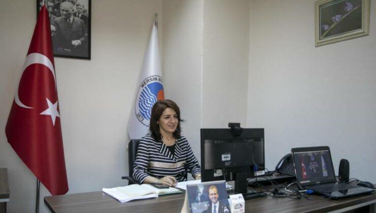 Mersin Büyükşehir Başkan Vekili Gülcan Kış, UCLG-MEWA Toplantısına Katıldı