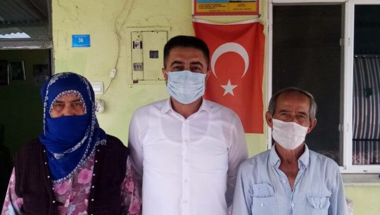 Mersin Büyükşehir, Şehit Ailelerinin Yanında Olmaya Devam Ediyor