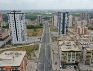 Mersin Büyükşehir, Tarsus'taki Yol Çalışmalarını Tamamladı