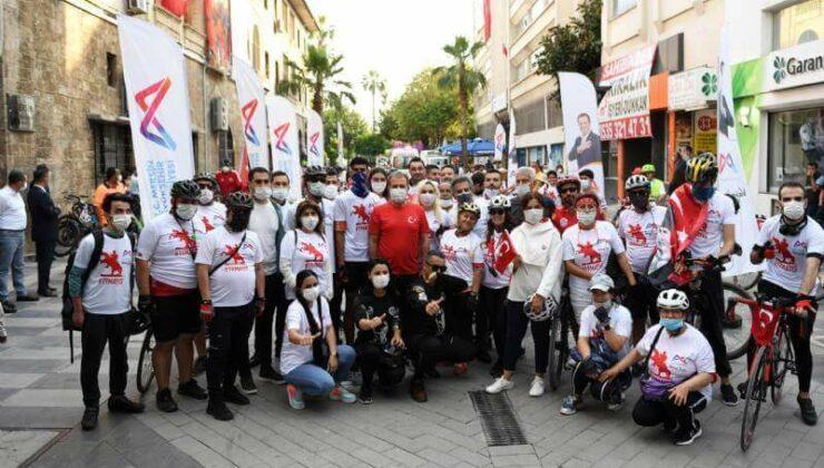 Mersin Büyükşehirden 19 Mayıs'ta 'Gençlik Bisiklet Turu' ve 'Mersin Skatepark Şöleni'