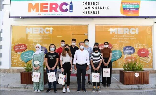Mersin Büyükşehir'in 9 Projesine Hibe Desteği