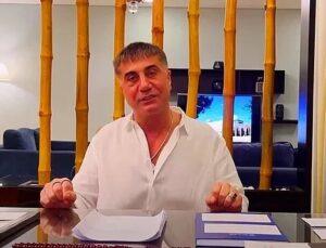 Sedat Peker Hakkında Flaş Gelişme: Yakalama Kararı Çıkarıldı!