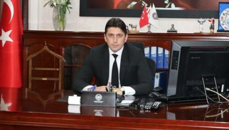 Silifke'nin Yeni Emniyet Müdürü Gökhan Mert Görevine Başladı