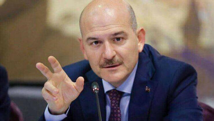 Süleyman Soylu Canlı Yayında Habertürk'te Gazetecilerin Sorularını Yanıtlayacak