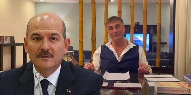 Süleyman Soylu, Sedat Peker'in İddialarını Yargıya Taşıdı!