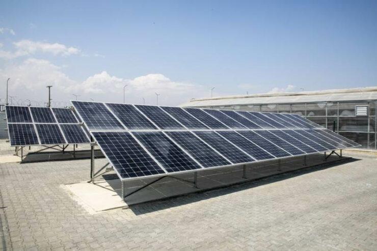Güneş Enerjisi İle Kurutma Tesisi Faaliyete Başladı 8 - gunes enerjisi ile kurutma tesisi faaliyete basladi 3