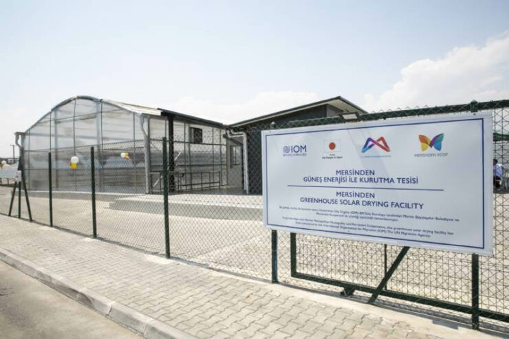 Güneş Enerjisi İle Kurutma Tesisi Faaliyete Başladı 7 - gunes enerjisi ile kurutma tesisi faaliyete basladi 4