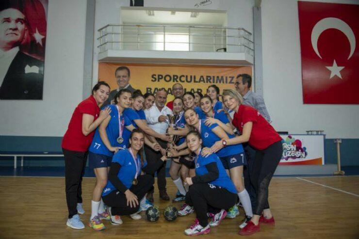 Mersin Büyükşehir GSK Kadın Hentbol Takımının Hedefi 1.Lig Şampiyonluğu 3 - mersin buyuksehir gsk kadin hentbol takiminin hedefi 1 lig sampiyonlugu 2