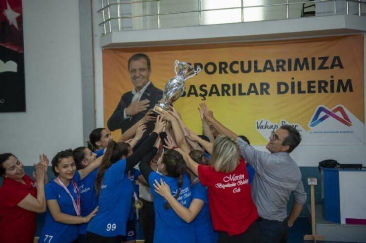 Mersin Büyükşehir GSK Kadın Hentbol Takımının Hedefi 1.Lig Şampiyonluğu 4 - mersin buyuksehir gsk kadin hentbol takiminin hedefi 1 lig sampiyonlugu 3