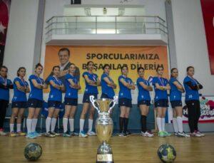 Mersin Büyükşehir GSK Kadın Hentbol Takımının Hedefi 1.Lig Şampiyonluğu