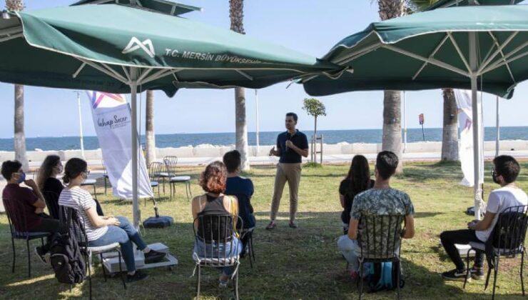 Mersin Büyükşehir YKS Girecek Öğrenciler İçin Etkinlik Düzenledi
