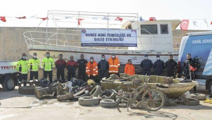 Mersin Büyükşehir'den Çevre Seferbirliği