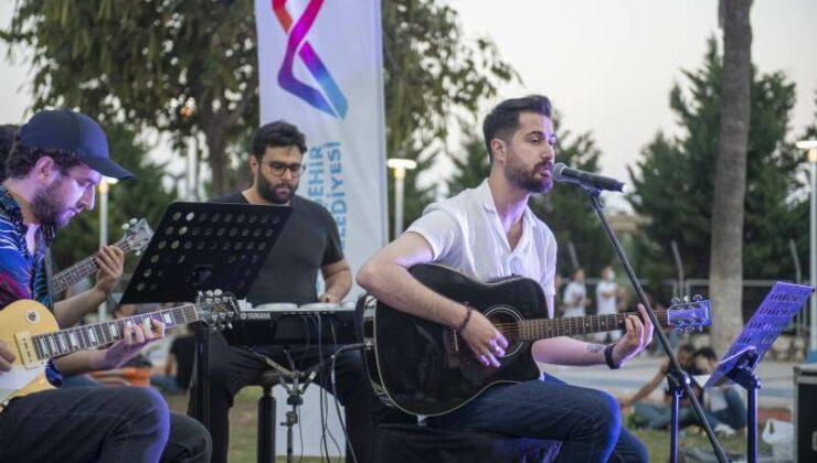 Mersin Büyükşehir'den Müzisyenlere Büyük Destek