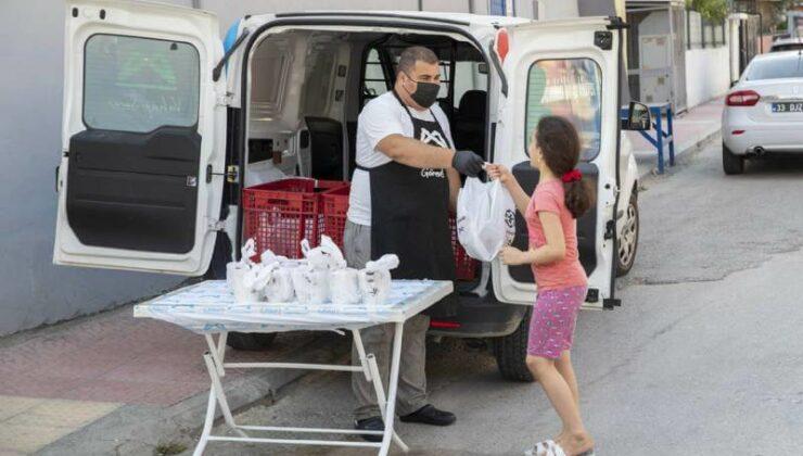 Mersin Büyükşehir'in Mahalle Mutfakları 3 Mahallede Daha Faaliyete Başladı