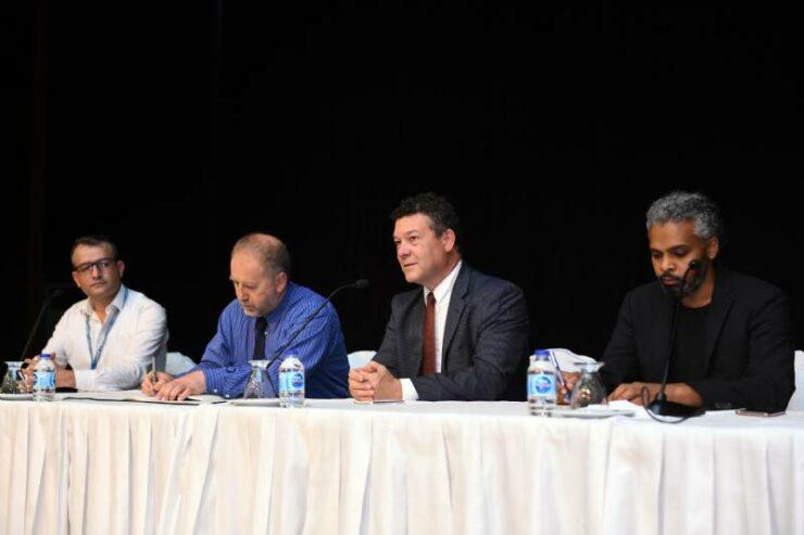 Mersin'deki Mültecilerin Sorunları Konuşuldu 2 - mersindeki multecilerin sorunlari konusuldu 2