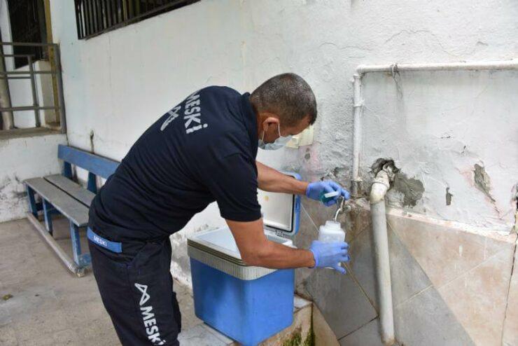 MESKİ, İçme Suyunun Kalitesini Devamlı Kontrol Ediyor 2 - meski icme suyunun kalitesini devamli kontrol ediyor 2