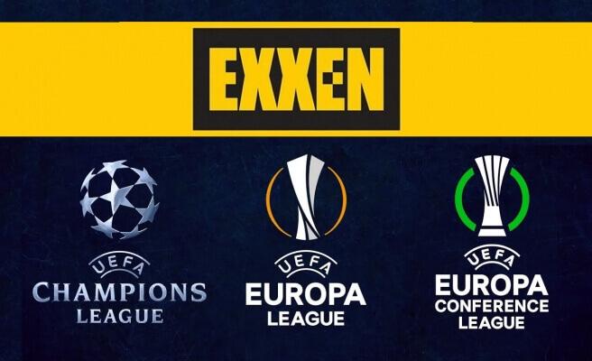 Şampiyonlar Ligi Yayın Haklarını 3 Yıllığına EXXEN Aldı!