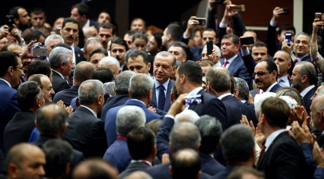 50 AKP'li Vekilin Görüştüğü Parti Ortaya Çıktı!