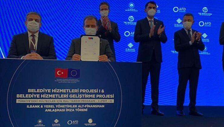 Başkan Vahap Seçer, MESKİ'nin 3 Büyük Projesi İçin İmza Attı