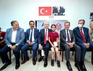 CHP Lideri Kemal Kılıçdaroğlu Mersin'de