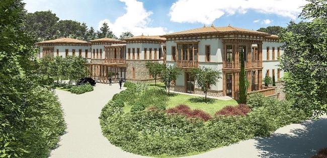 Cumhurbaşkanı Erdoğan'ın Yazlık Sarayı'nın Fotoğrafları Ortaya Çıktı! 13 - cumhurbaskani erdoganin yazlik sarayi 5