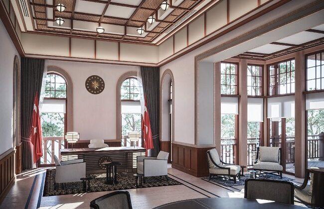 Cumhurbaşkanı Erdoğan'ın Yazlık Sarayı'nın Fotoğrafları Ortaya Çıktı! 21 - cumhurbaskani erdoganin yazlik sarayi 7