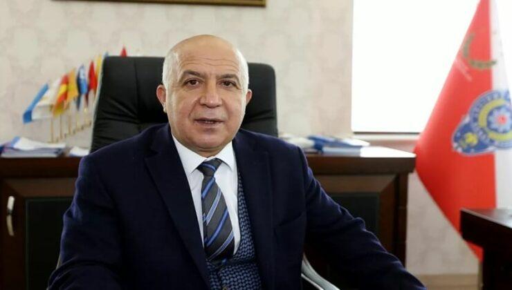 Mehmet Aslan, Mersin'e Emniyet Müdürü Olarak Atandı