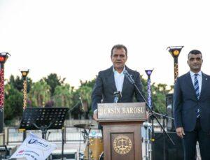 """Başkan Seçer, Adli Yıl Açılışında Konuştu: """"Hukuk Her Alanda Hepimize Lazım"""""""