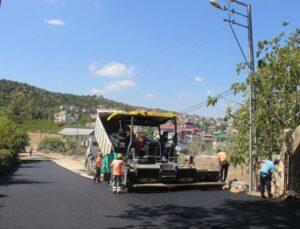 Mersin Büyükşehir, Ayvagediği'nde Yaylacıların Yolları Düzenlendi