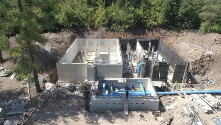 Mersin Büyükşehirden Gözne-Ayvagediği Mahallelerinin Su Sorununa Köklü Çözüm