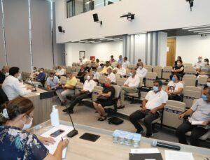 Mezitli Belediyesinden Üniversiteyi Kazanan Öğrencilere 1600 TL Yardım!